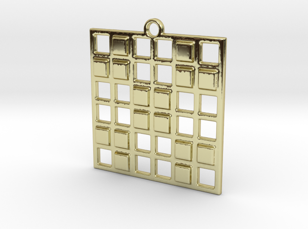 3cc in 18k Gold Plated