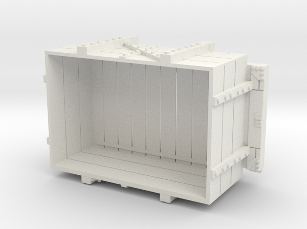 A-1-24-wdlr-a-class-open-2c in White Strong & Flexible