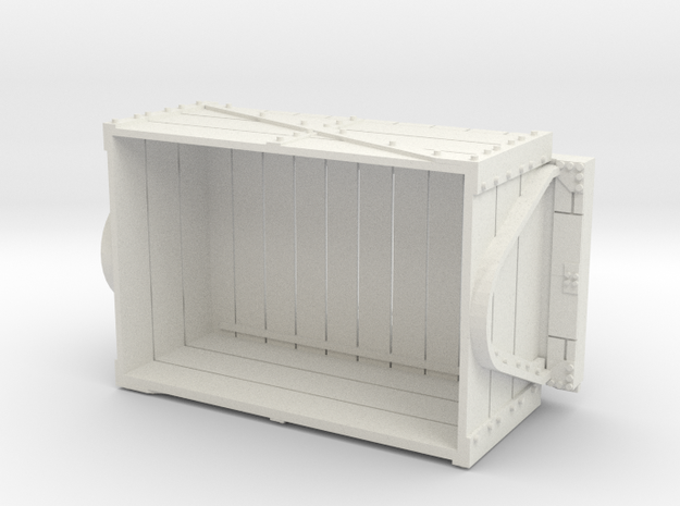 A-1-24-wdlr-a-class-open-fixed1b in White Natural Versatile Plastic