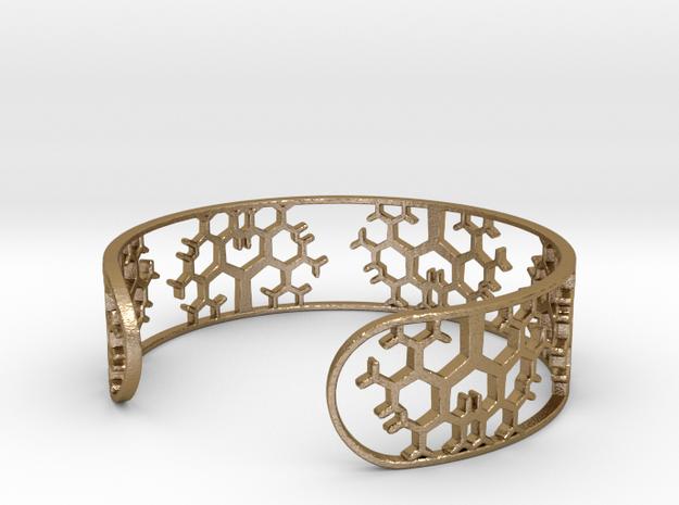 Geometric Tree Bracelet 7in (18cm)