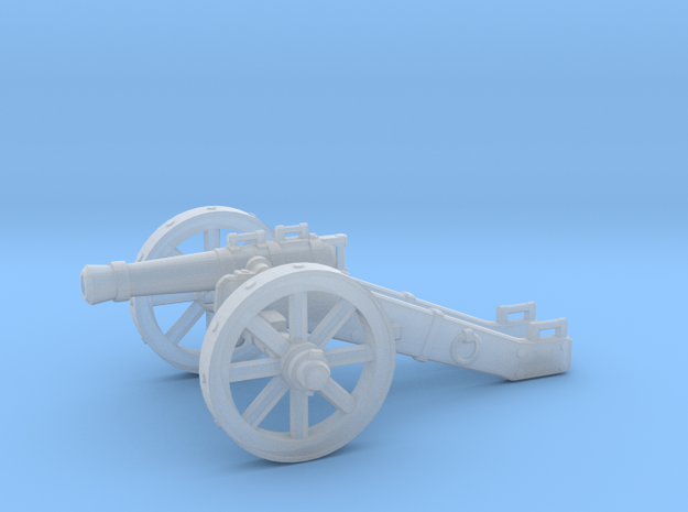 28mm Light Field Cannon in Frosted Ultra Detail