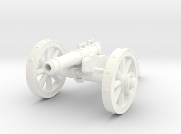 28mm field cannon