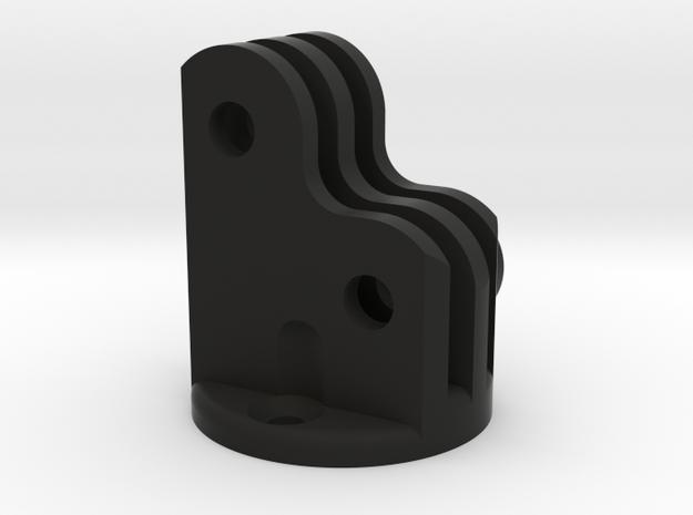 Kedge Dual GoPro Mount in Black Strong & Flexible