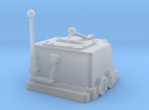 Diema DL8 Getriebe, 1:13,3 in Smooth Fine Detail Plastic