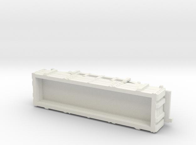 A-1-160-wdlr-d-wagon-body2-plus in White Natural Versatile Plastic