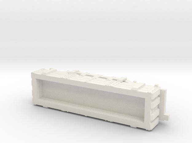 A-1-220-wdlr-d-wagon-body2-plus in White Natural Versatile Plastic
