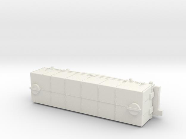 A-1-220-wdlr-h-wagon-body-plus in White Natural Versatile Plastic