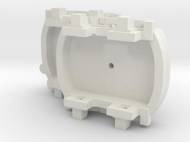 A-1-101-pechot-bogies-1a in White Natural Versatile Plastic