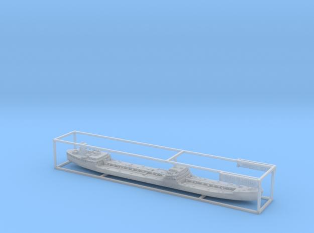 1:1250 Dutch Shell tanker Vasum in Smooth Fine Detail Plastic