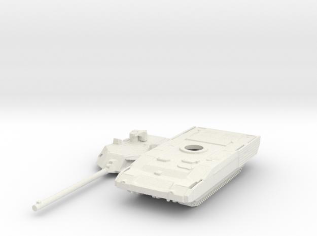 T-14 Armata 12mm  in White Natural Versatile Plastic