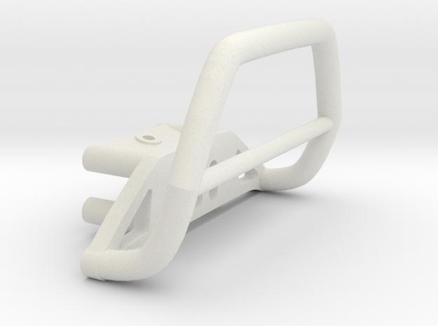 Tamiya jimny MF01-X bullbar  in White Natural Versatile Plastic