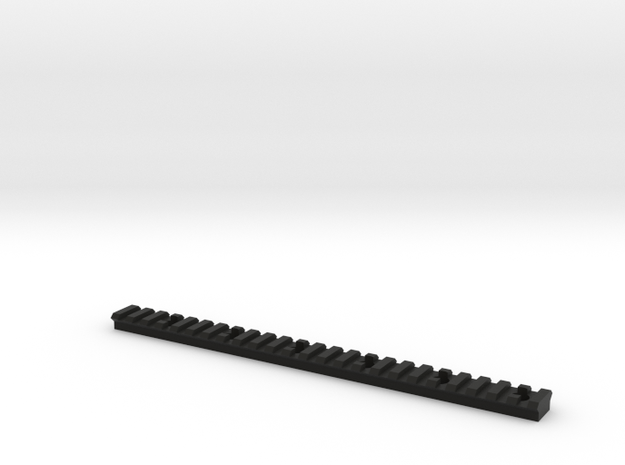 Dytac Geissele Picatinny Rail Long in Black Strong & Flexible