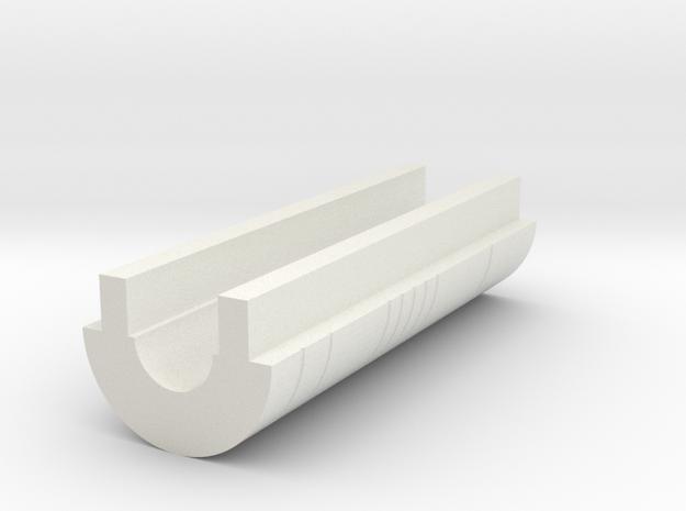 LPA NN-14 - Bottom cover in White Strong & Flexible