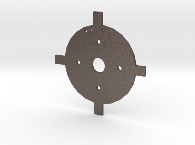 Stater Plate in Stainless Steel