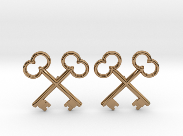 The Society of the Crossed Keys Lapel Pins