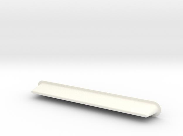 Antl in White Processed Versatile Plastic