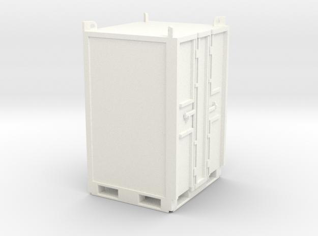 8ftcontass in White Processed Versatile Plastic