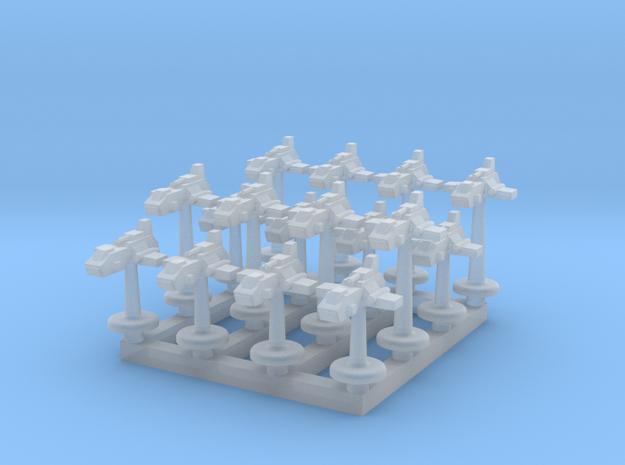 BFG Voidhawk gunships (x16) 3d printed