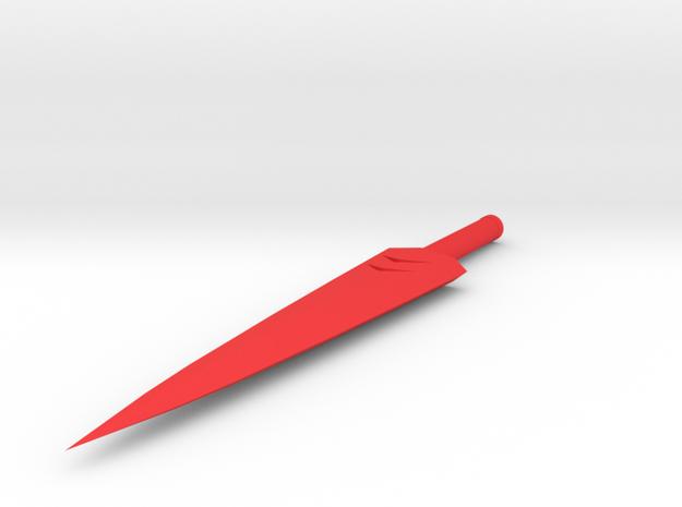 Princes Mononoke Knife 3d printed