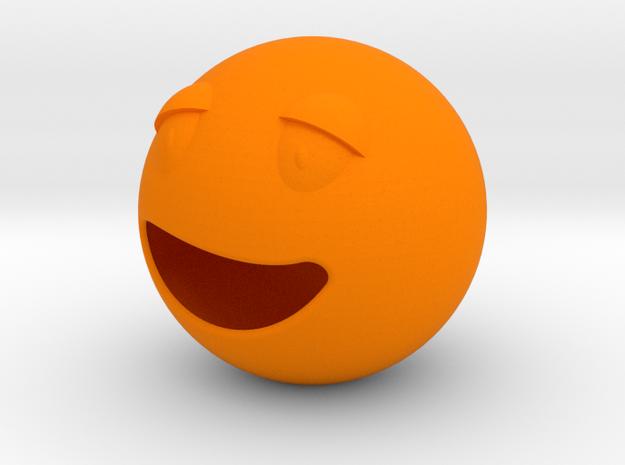 Smile3_bigger 3d printed