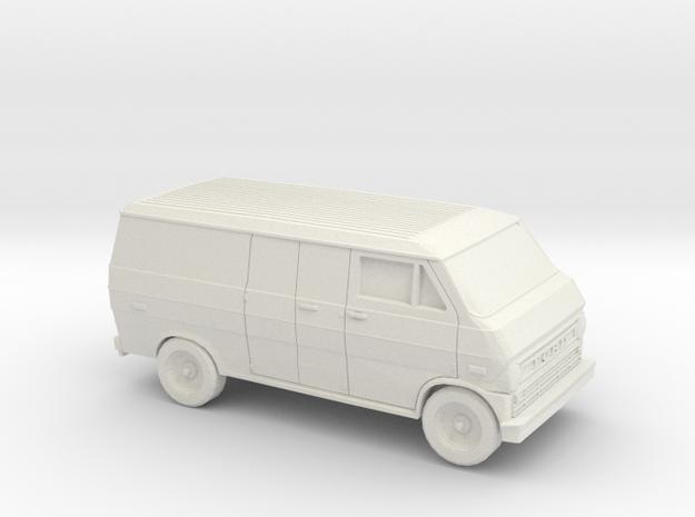 1/87 1972-74 Ford Econoline Delivery Van