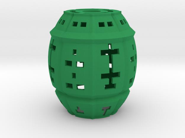 TORii Light Shell in Green Processed Versatile Plastic