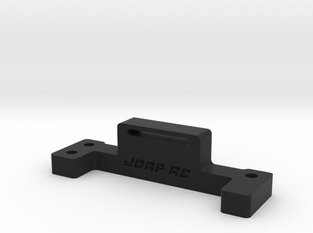 Yokomo BD7 Lipo Stopper in Black Natural Versatile Plastic