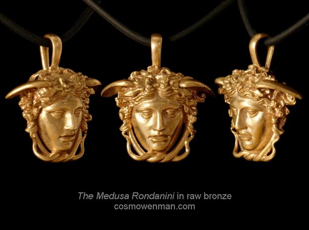 Medusa Rondanini, mini pendant