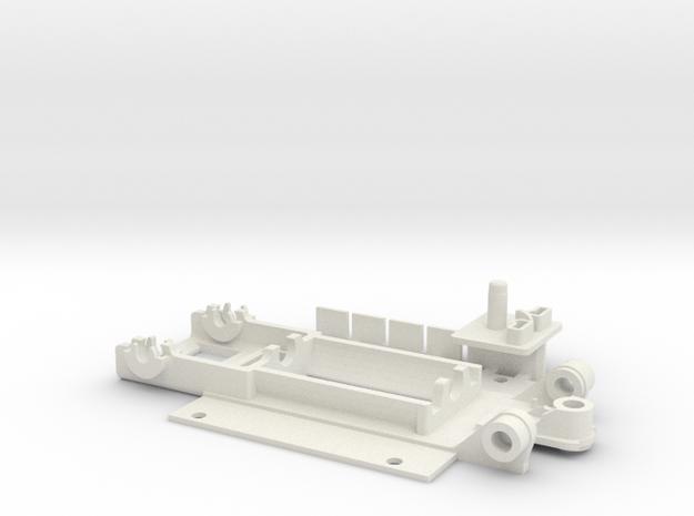 HH Lambo SuperLeggera in White Natural Versatile Plastic