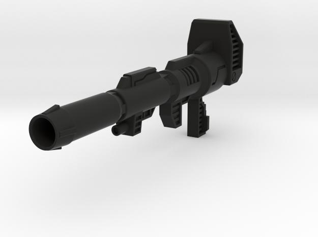 MPP-10 Ion Blaster in Black Natural Versatile Plastic