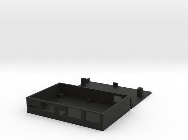 Dragonboard 410c case in Black Natural Versatile Plastic