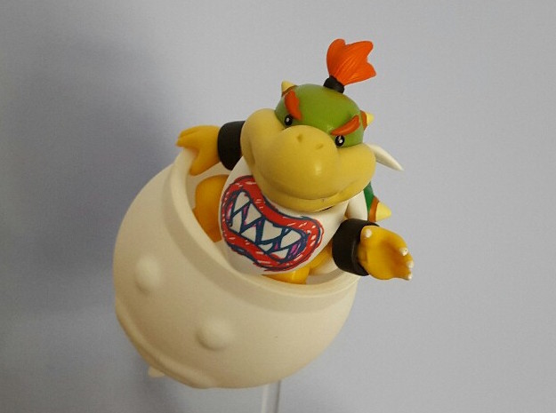 Koopa Clown Car Jr.