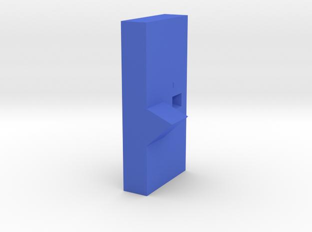 Billetautomat SBB Scale TT (1/120 1-120 1:120) in Blue Processed Versatile Plastic