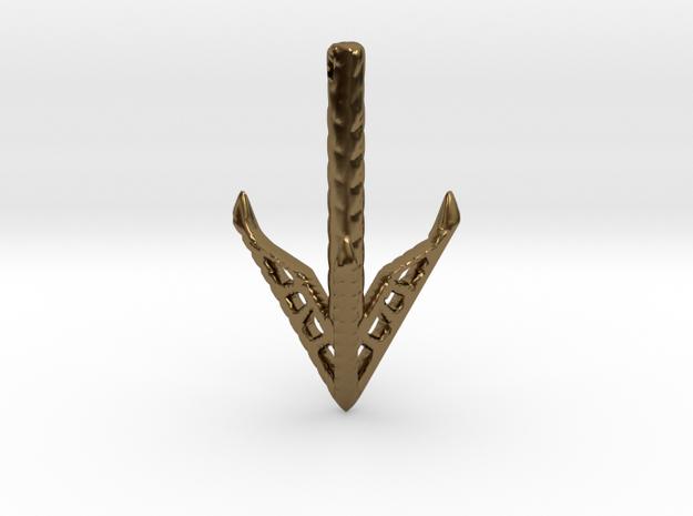 Grappling Hook #4 - big 3d printed