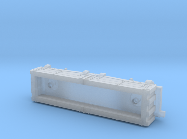 A-1-220-wdlr-d-wagon-body1-plus in Smooth Fine Detail Plastic