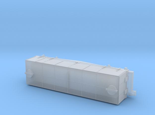 A-1-220-wdlr-h-wagon-body-plus in Smooth Fine Detail Plastic