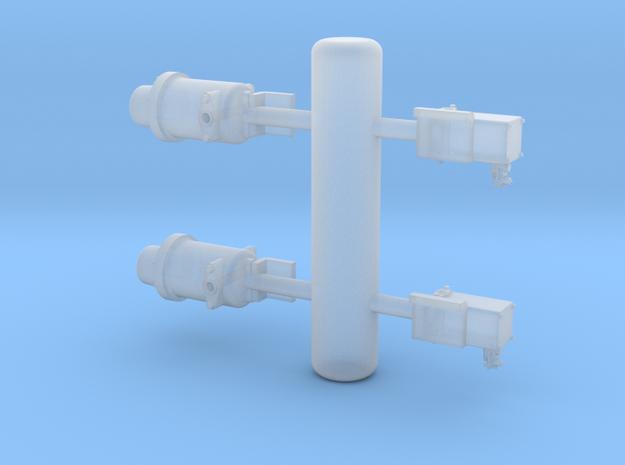 AF0005 Prime Air Filters 1/87.1 in Smoothest Fine Detail Plastic