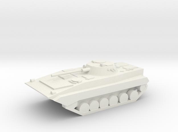 10mm (1/144) BMP-2 in White Natural Versatile Plastic