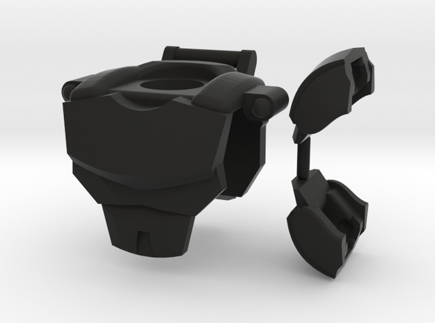 Iron Companion Chest Gear