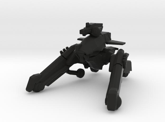 Dorgas Type-D mech, wheeled roller variant 15mm sc