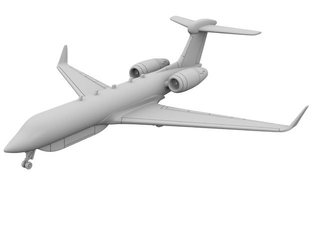 1:400_G550 IAI Shavit [x2][A] in Smooth Fine Detail Plastic