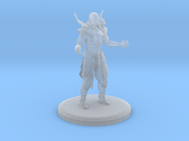 Quan Chi (MKX) in Smooth Fine Detail Plastic