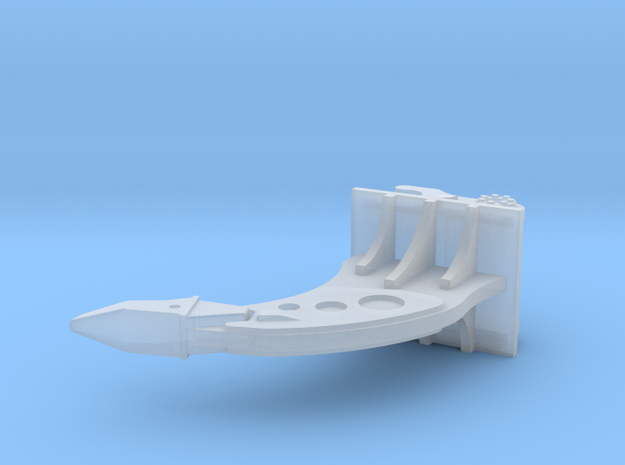 336d Ripper in Smooth Fine Detail Plastic
