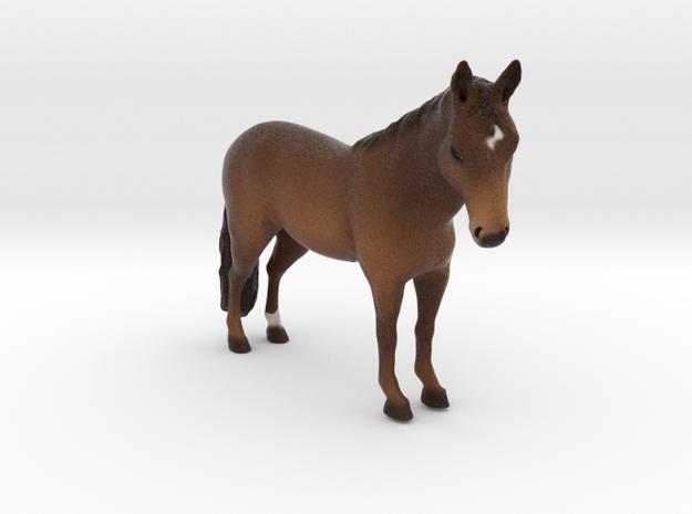 Custom Horse Figurine - Gozie