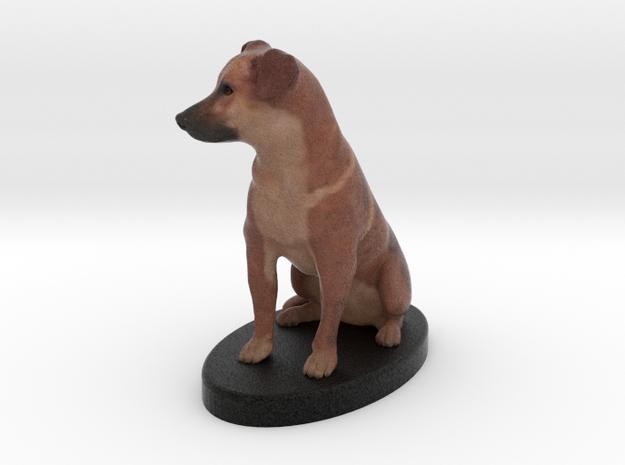 9158 - Maddie - Figurine-meters in Full Color Sandstone