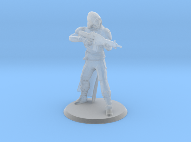 Gunslinger Miniature