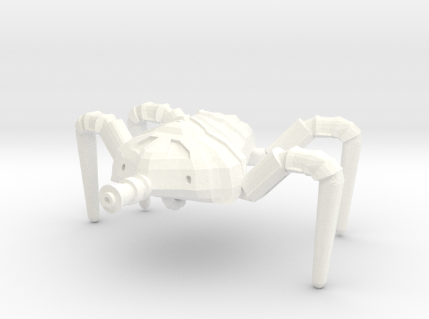 Cusaltreen 'Crab' Walker in White Strong & Flexible Polished