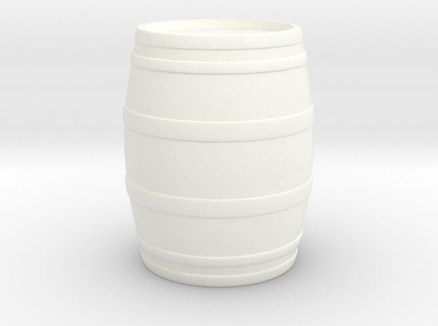 Tabletop: Basic Barrel