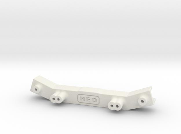 B5 WCR ArmDT in White Strong & Flexible