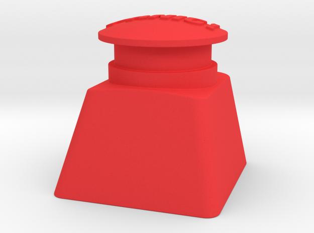 Panic Button Artisan Cherry Keycap